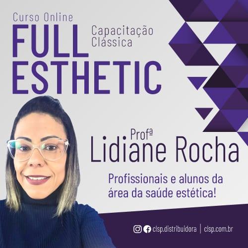 Curso Online de Laser na Estética com Lidiane Rocha